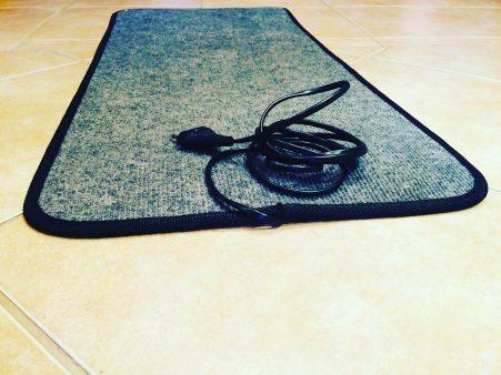 Инфракрасный нагревательный коврик